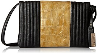Kenneth Cole Reaction Croc N Roll Mini Cross Body Bag $34.30 thestylecure.com