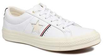 Converse Women's One Star Piping Pack Ox W Lace-up Trainers in White