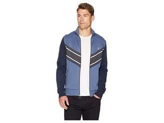 Original Penguin Long Sleeve Stripe Track Jacket