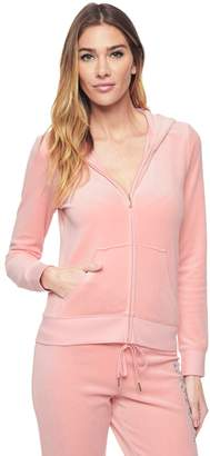 Juicy Couture Glam Sprinkles Velour Robertson Jacket