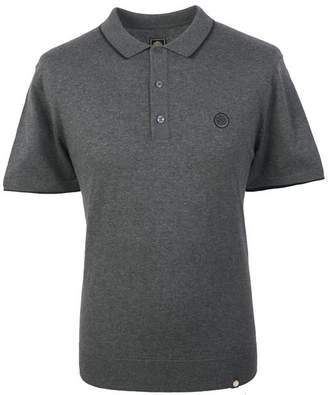 Pretty Green Tipped Knitted Polo Shirt