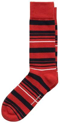 Banana Republic Tate Stripe Sock