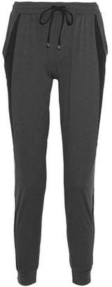 Koral Mesh-Paneled Jersey Track Pants