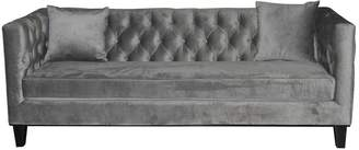 Future Classics Furniture Kew 3 Seat Sofa Grey