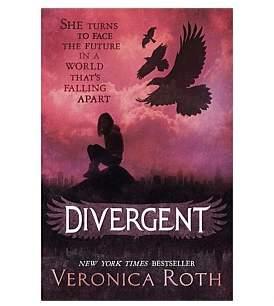 Harper Collins Divergent - Book 1