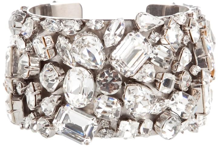 DSQUARED2 - Swarovski crystal cuff