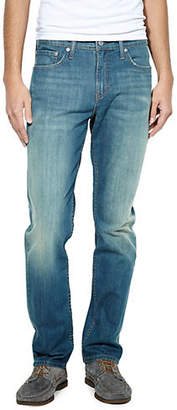 Levi's 511 Whiskered Slim-Fit Stretch Jeans