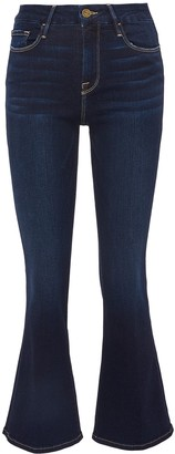 Frame 'Le Crop Mini Boot' jeans