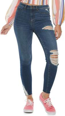 Gap Juniors' Rewash No Back High Waist Jeggings
