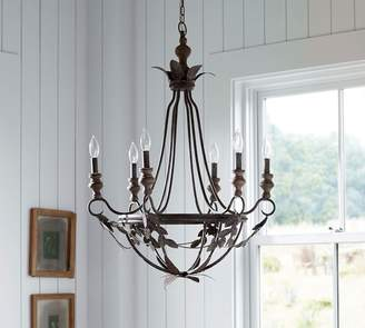 Pottery Barn Madeline Chandelier