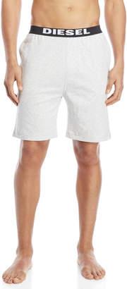 Diesel Logo Knit Shorts