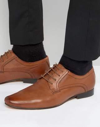 Kurt Geiger London Banstead Leather Derby Shoes