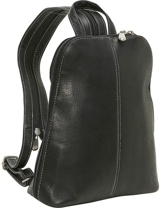Le Donne Leather Sling Backpack