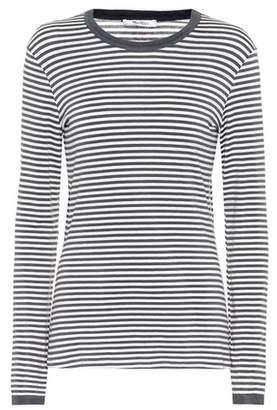 Max Mara Favola striped shirt