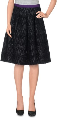 Maliparmi Knee length skirts