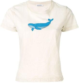 Balenciaga (バレンシアガ) - Balenciaga クジラ Tシャツ
