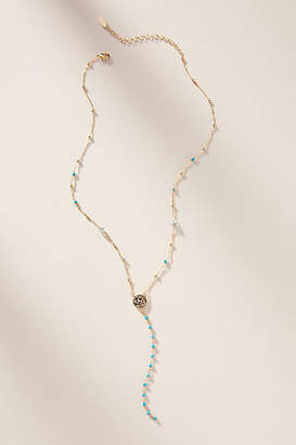 Anthropologie Rosario Y-Necklace