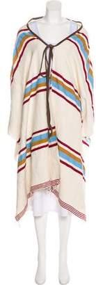 Lemlem Patterned Tweed Shawl.