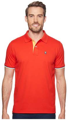 Psycho Bunny St. Croix Polo Men's Short Sleeve Pullover