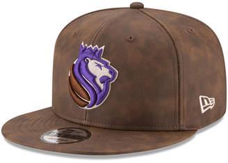 New Era Sacramento Kings Butter So Soft 9FIFTY Snapback Cap