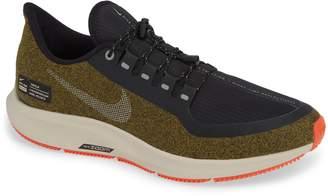 Nike Pegasus 35 Shield Water Repellent Running Shoe