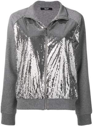 Liu Jo Ambra zip-up jacket