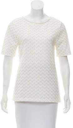 Reiss Short Sleeve Top