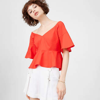 Club Monaco Ulmera Top