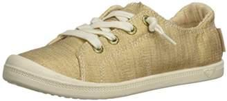 Roxy Women's Bayshore Slip on Shoe Sneaker