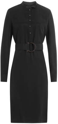 Salvatore Ferragamo Belted Dress