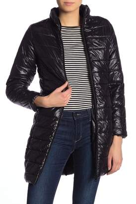 TOV Long Sleeve Quilted Jacket
