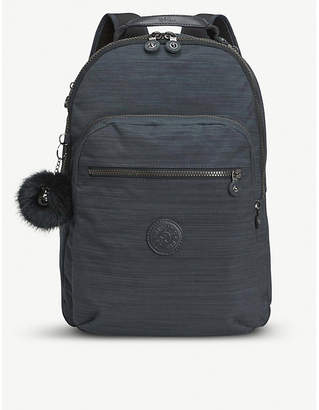 Kipling Clas Seoul large nylon backpack