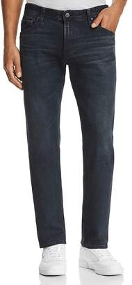 AG Jeans Graduate Slim Straight Fit Jeans in 6 Years Night Scene