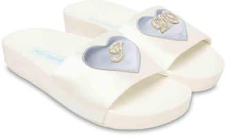 Betsey Johnson Tiana Platform Slide Sandal - Women's