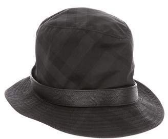 Burberry Beat Check Bucket Hat