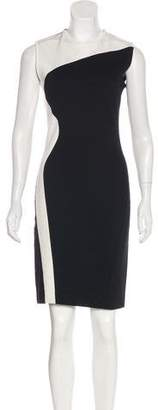 Stella McCartney Colorblock Sheath Dress