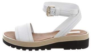 See by Chloe Ankle Strap Leather Sandals w/ Tags