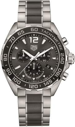 Tag Heuer Formula 1 Chronograph Steel Watch