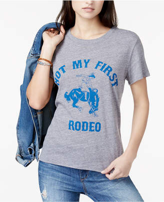 Sub Urban Riot Not My First Rodeo Graphic-Print T-Shirt