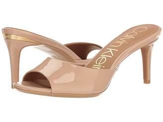 Calvin Klein Luc Mule Women's Shoes