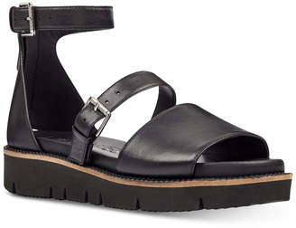 Nine West Satoria Flatform Sport Sandals Women's Shoes
