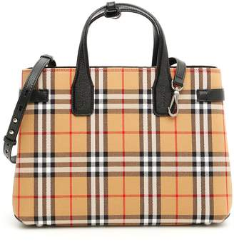 Burberry Medium Banner Bag
