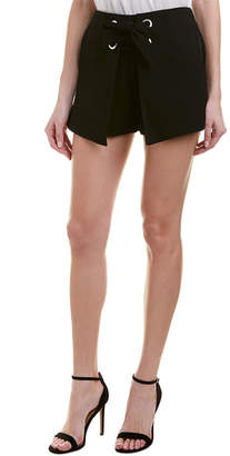C/Meo Collective Tie-Front Short
