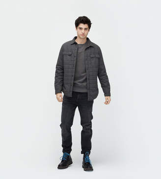 UGG Trent Quilted Shirt Jacket