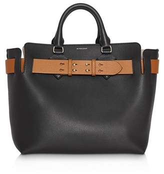 Burberry Medium Belt Leather Tote