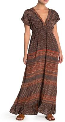 Raga Reggie Printed Maxi Dress