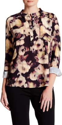 Insight Graphic Print Blouse
