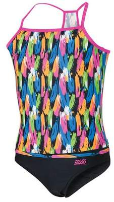 Zoggs Girl's Splish Splash Tankini