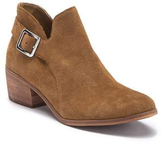 Susina Aby Suede Ankle Bootie