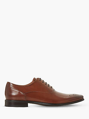 Dune Punch Oxford Shoes